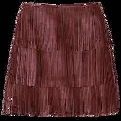 Skirt, 009 Burgundy, hi-res