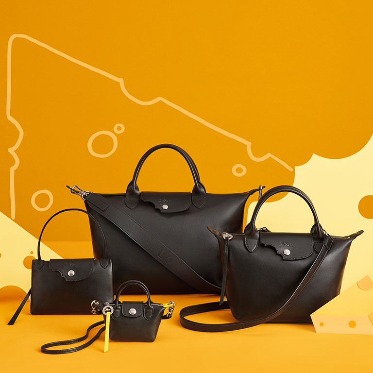 Bags Longchamp x Mr. Bags